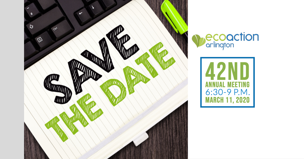 2020 Annual Meeting Save the Date